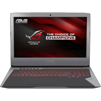 Asus ROG G752VS 90NB0D71-M08370
