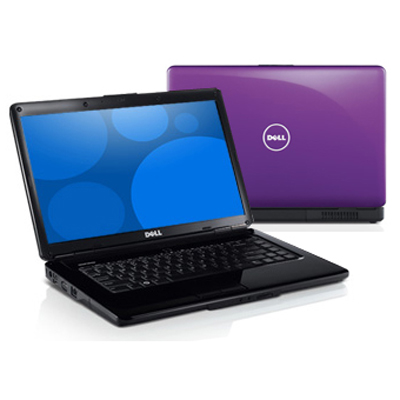 ноутбук DELL Inspiron 1545 T4300/3/250/HD4330/VHB/Passion Purple