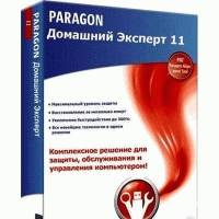 Paragon Hard Disk Manager Home Домашний Эксперт 2008 8.5 RU 49-16-7-48-PARAGON-SL