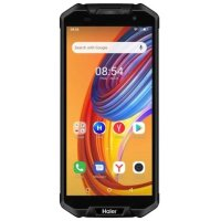 Смартфон Haier Titan T3 Black-Red