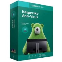 Kaspersky Anti-Virus Russian Edition KL1171RBBFS