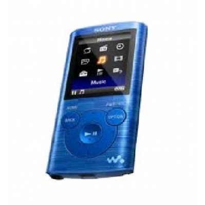 MP3 плеер Sony NWZ-E384 8GB Blue